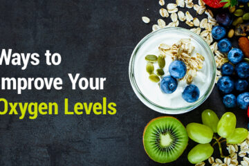 How to maintain a good oxygen level